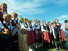 Fest in Rusne